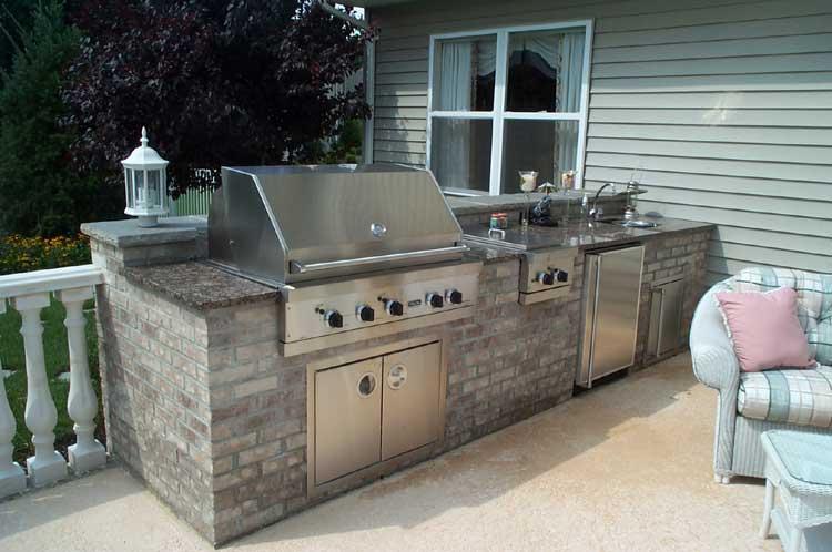 outdoor kitchens - rocks masonry- long island masonry contractor
