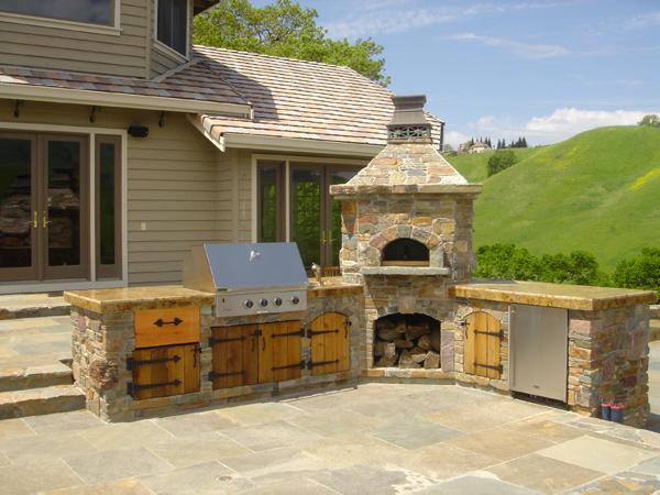 Outdoor Kitchens outdoor kitchens - rocks masonry- long island masonry contractor